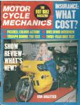 MOTORCYCLE MECHANICS - MOTORCYCLE MAGAZINE - MARCH 1973 - M2293